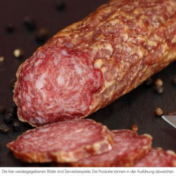 Hessischer Teller - Ahle (Bio) Worscht mit Brot
