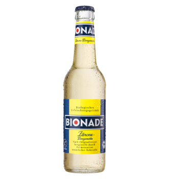Bionade Zitrone Bergamotte - 0,33l