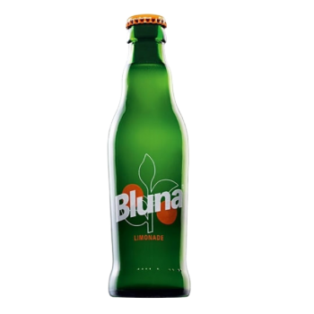 Bluna Orangenlimonade - 0,2l